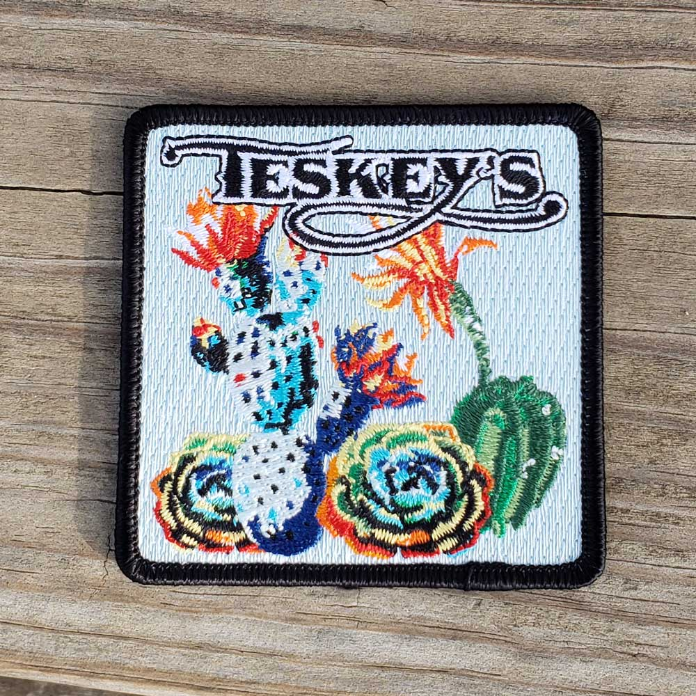 Teskey's Cactus Patch TESKEY'S GEAR - Stickers Teskey's Teskeys