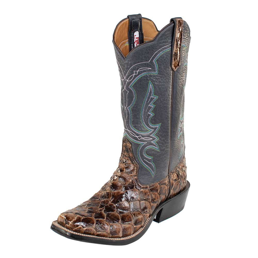 Rios of Mercedes Antique Dress Bass Boot WOMEN - Footwear - Boots - Exotic Boots RIOS OF MERCEDES BOOT CO. Teskeys