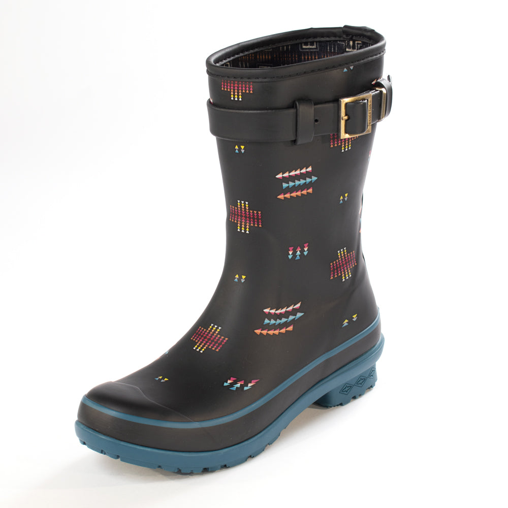 Pendleton Geo Short Rain Boot WOMEN - Footwear - Boots - Fashion Boots PENDLETON Teskeys
