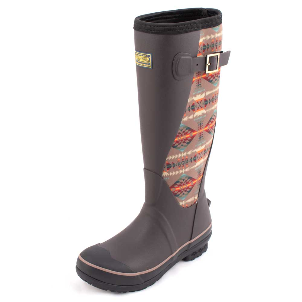 Pendleton Heritage Basketmaker Tall Boot WOMEN - Footwear - Boots - Fashion Boots PENDLETON Teskeys