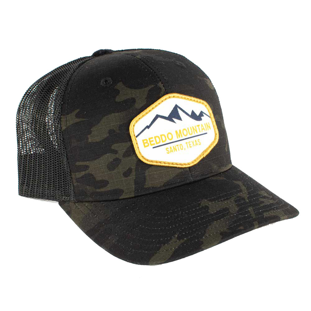 Beddo Mountain Camo Cap TESKEY'S GEAR - Baseball Caps RICHARDSON Teskeys