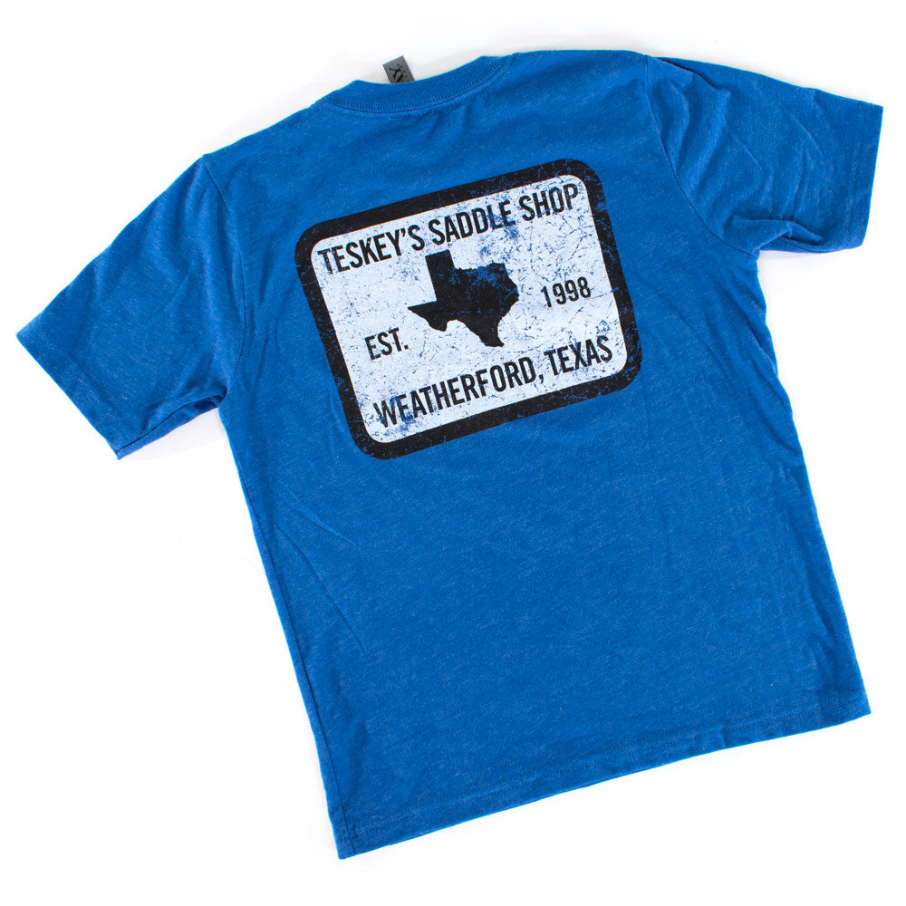 Teskey's Youth 98 Saddle Shop TESKEY'S GEAR - Youth SS Shirts OURAY SPORTSWEAR Teskeys