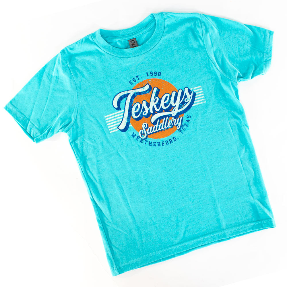 Teskey's Youth Cola Logo Tee TESKEY'S GEAR - Youth SS Shirts OURAY SPORTSWEAR Teskeys
