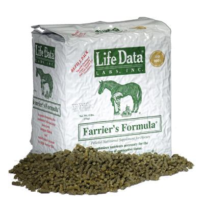Farrier's Formula Farm & Ranch - Animal Care - Equine - Supplements Life Data Teskeys