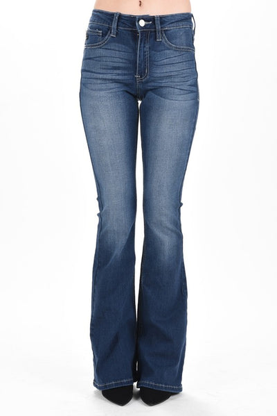 KanCan Kimmy Flare Jean-Paseo WOMEN - Clothing - Jeans KAN CAN Teskeys