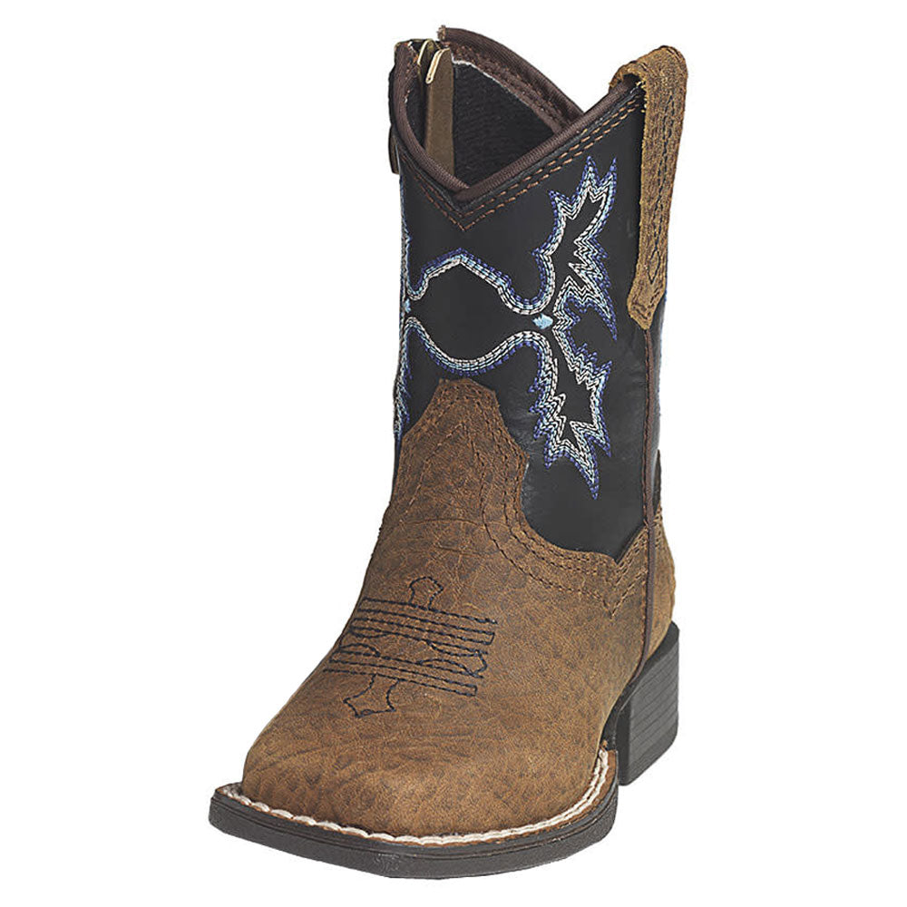 Toddler's Ariat Tombstone Lil' Stompers Boot KIDS - Baby - Baby Footwear M&F WESTERN PRODUCTS Teskeys