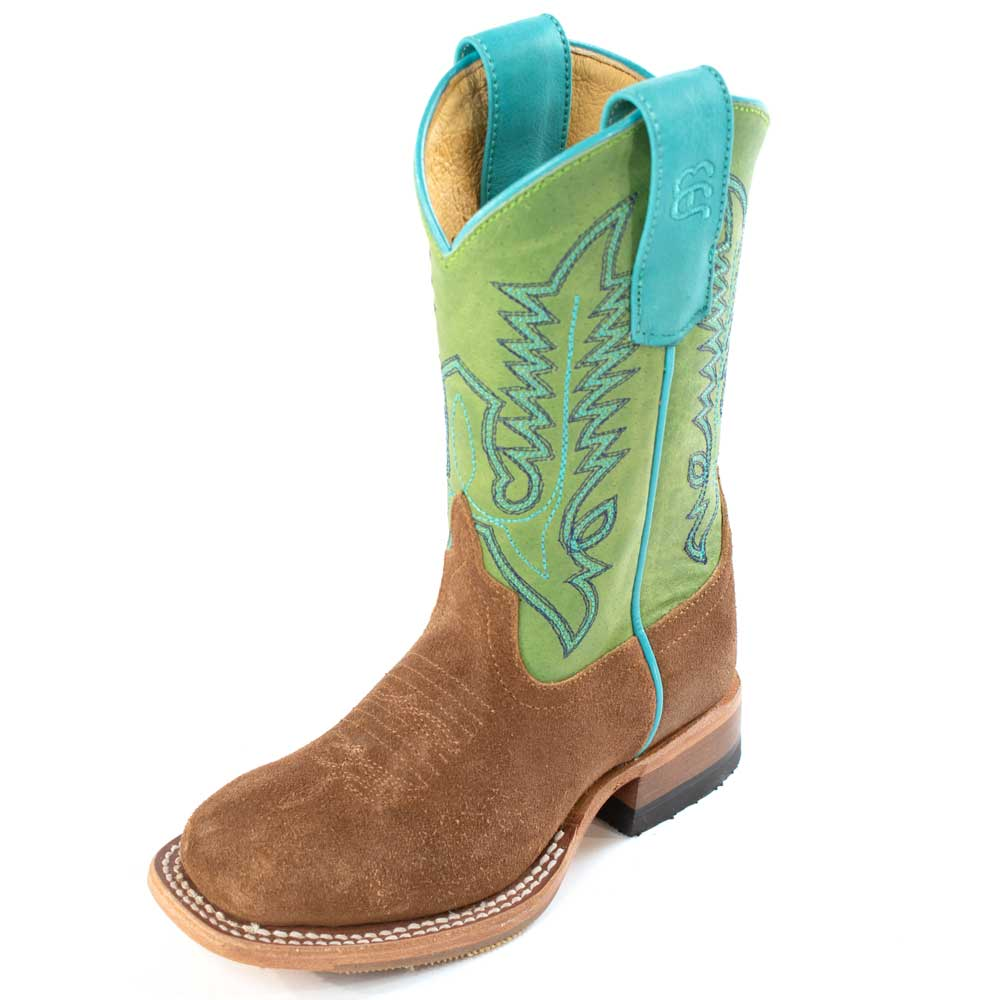 Anderson Bean Kids Roughout Boot KIDS - Boys - Footwear - Boots ANDERSON BEAN BOOT CO. Teskeys