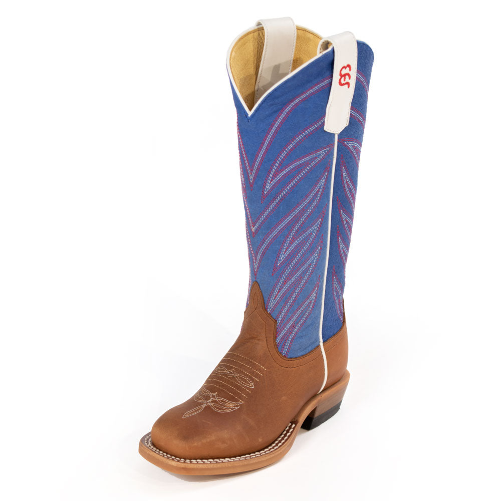 Anderson Bean Kid's Honey and Royal Boot KIDS - Boys - Footwear - Boots ANDERSON BEAN BOOT CO. Teskeys