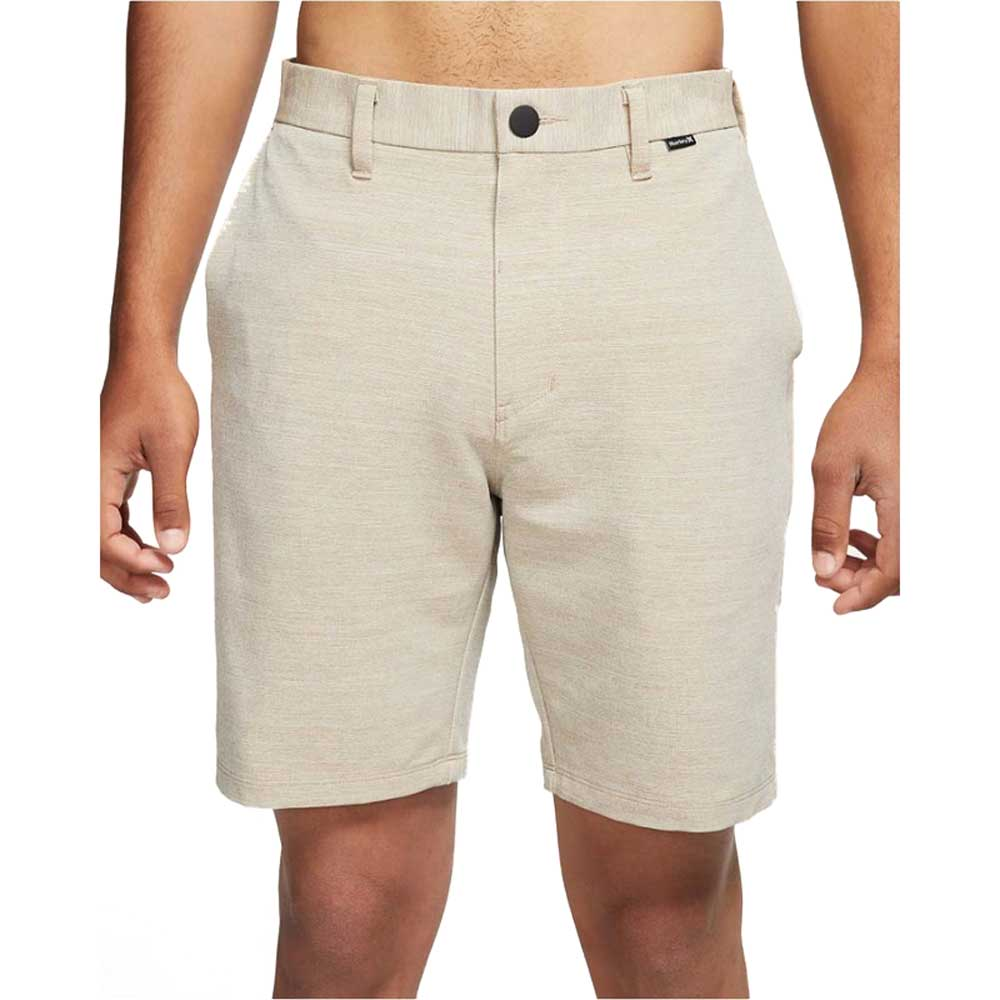 Hurley Men's Khaki Dri-Fit Cutback Shorts MEN - Clothing - Surf & Swimwear HURLEY Teskeys
