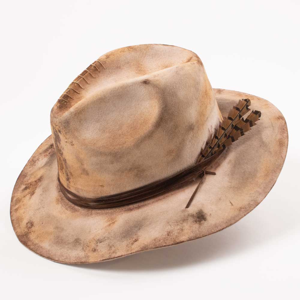 Pops Cowboy Hat WOMEN - Accessories - Caps, Hats & Fedoras A Rare Bird Teskeys