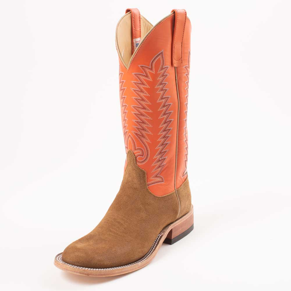 Anderson Bean Sahara Suede Boot MEN - Footwear - Western Boots ANDERSON BEAN BOOT CO. Teskeys