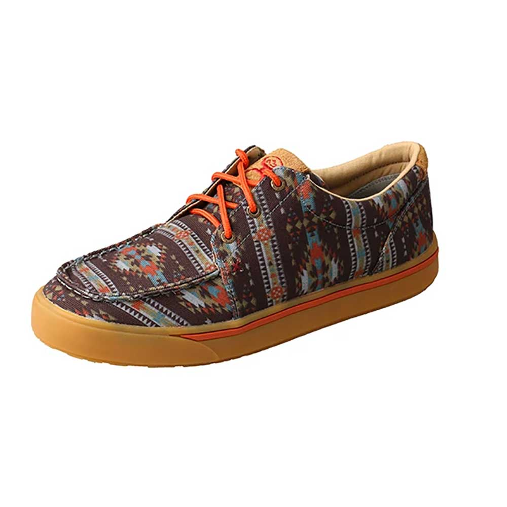 Twisted X Aztec Men's Hooey Loper