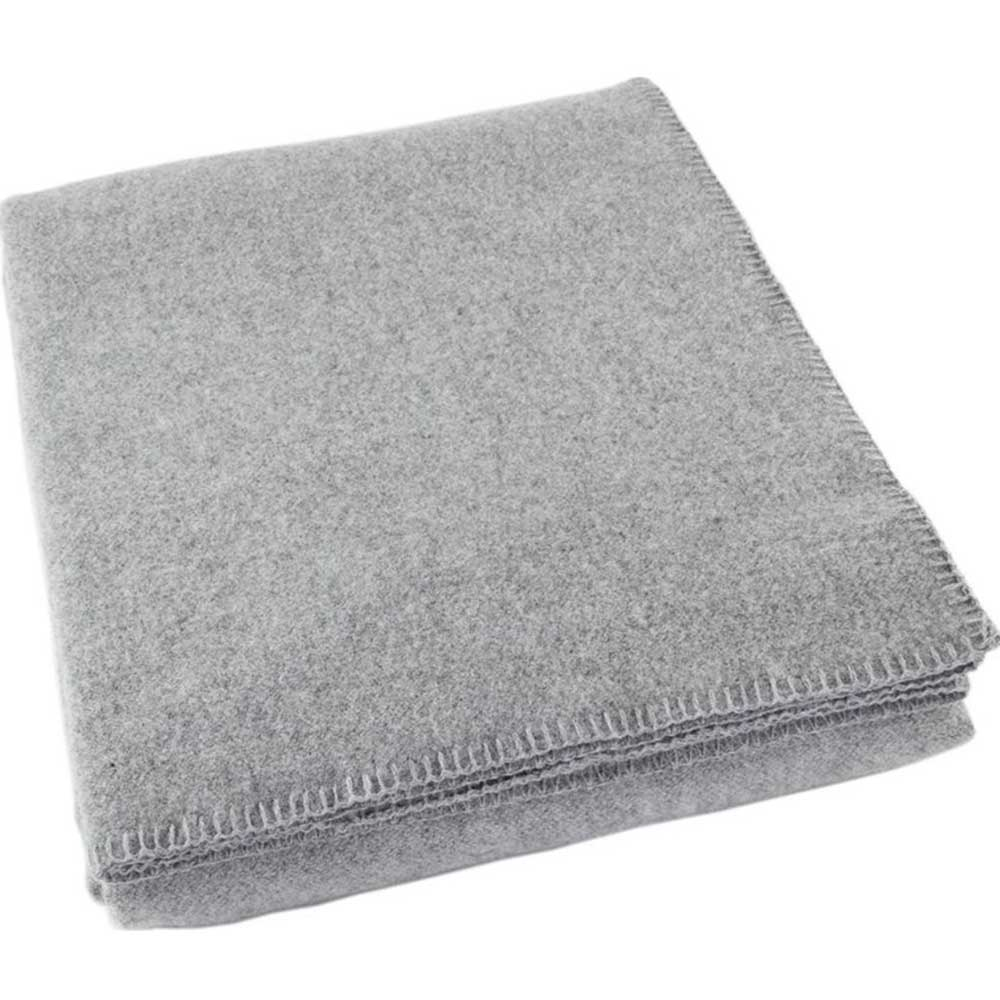 Faribault Wool Alpine Blanket - Gray Home & Gifts - Home Decor - Blankets + Throws Faribault Woolen Mill Co. Teskeys