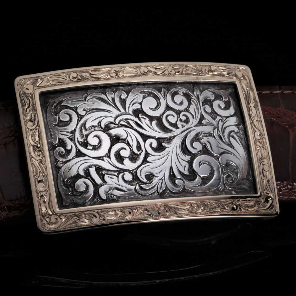 Comstock Heritage Baker Harris Buckle ACCESSORIES - Additional Accessories - Buckles COMSTOCK HERITAGE Teskeys