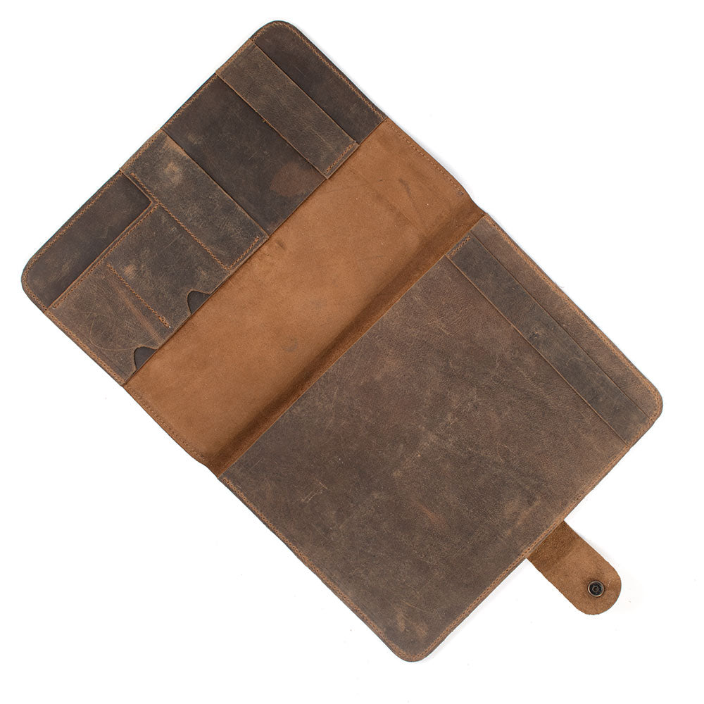 Beddo Mountain Leather Portfolio HOME & GIFTS - Gifts Beddo Mountain Leather Goods Teskeys