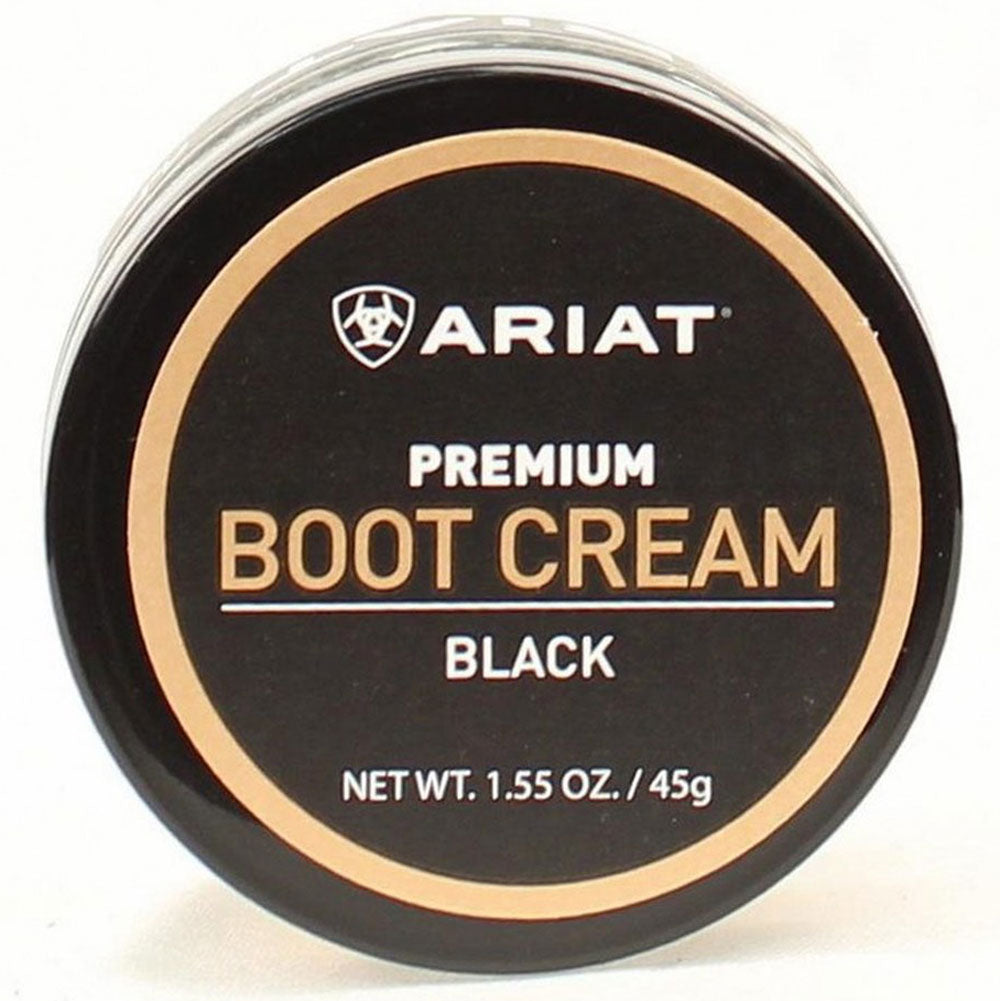 Ariat Boot Cream - Black MEN - Footwear - Boots - Boot Care Ariat Teskeys