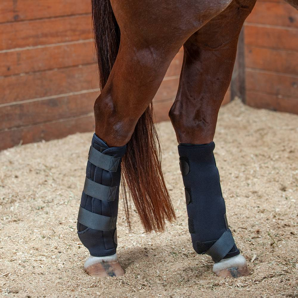 Classic Equine Ice Boots Tack - Leg Protection - Rehab & Travel Classic Equine Teskeys