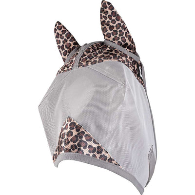 Cashel Patterned Crusader Fly Mask with Ears FARM & RANCH - Animal Care - Equine - Fly & Insect Control - Fly Masks & Sheets Cashel Teskeys