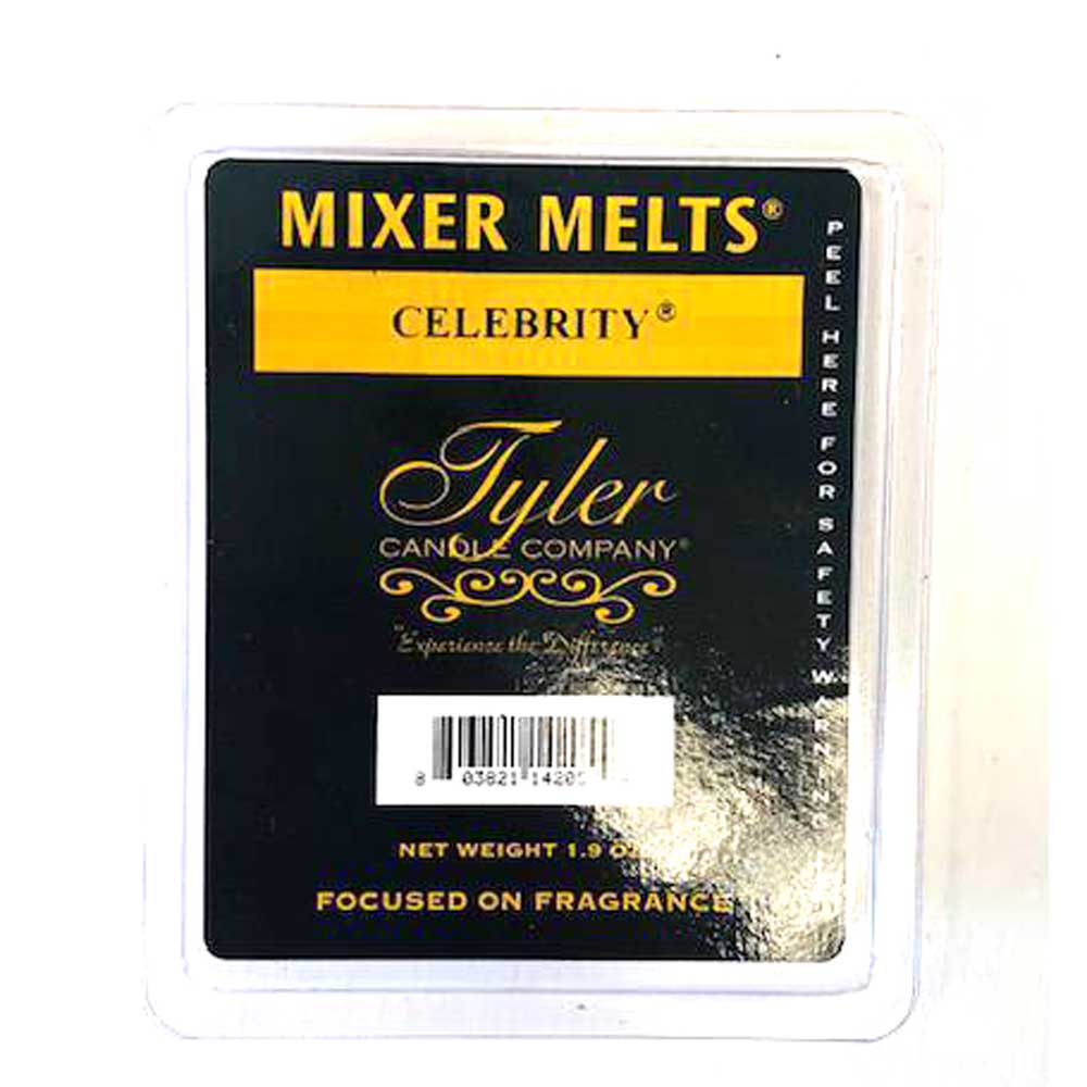 Celebrity Mixer Melt HOME & GIFTS - Home Decor - Candles + Diffusers TYLER CANDLE COMPANY Teskeys