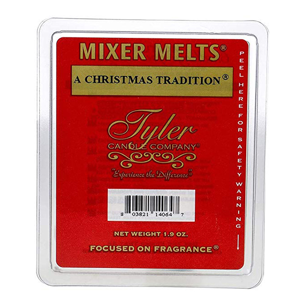 A Christmas Tradition Mixer Melts HOME & GIFTS - Home Decor - Candles + Diffusers TYLER CANDLE COMPANY Teskeys