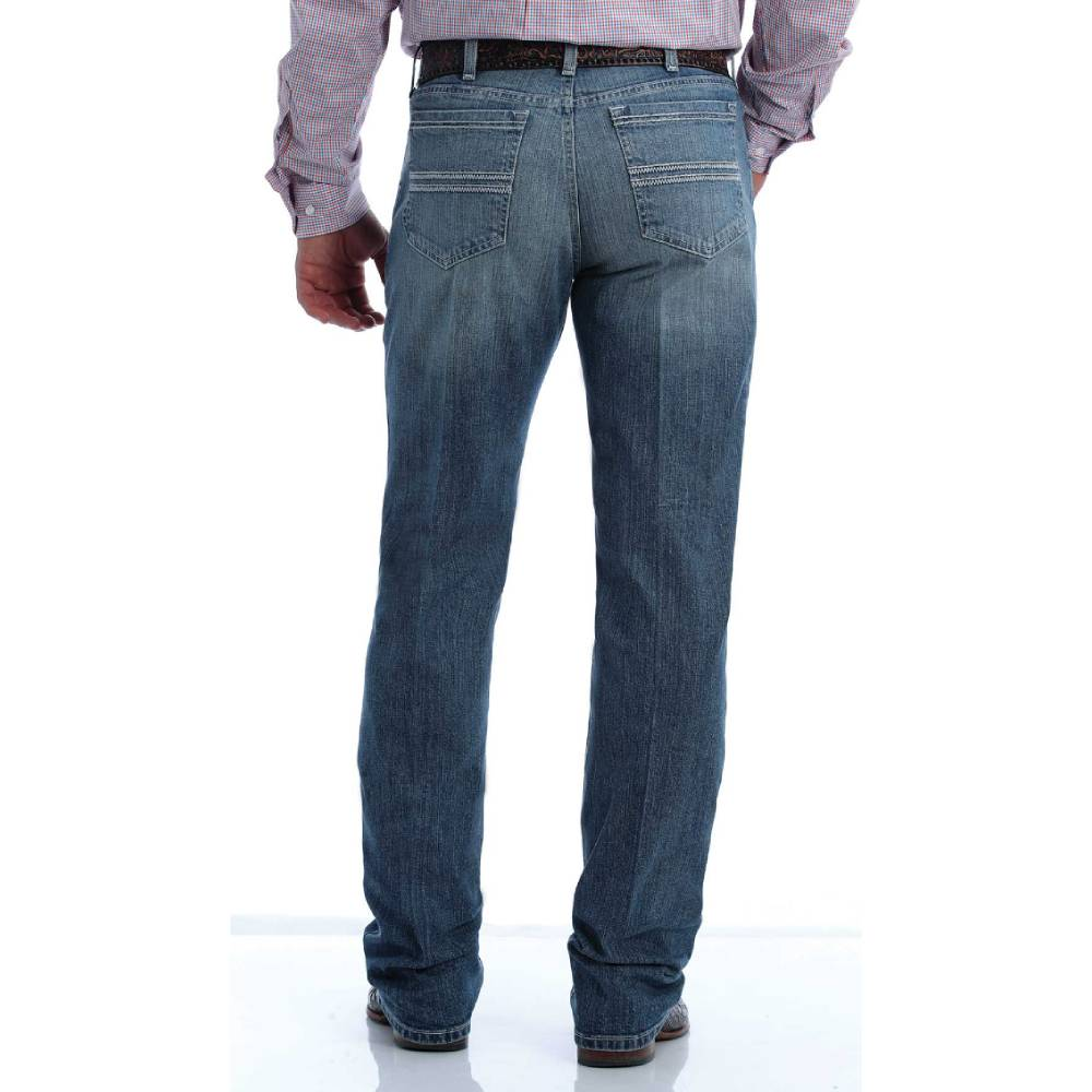 Cinch Arena Flex Silver Label -  Medium Stonewash MEN - Clothing - Jeans CINCH Teskeys