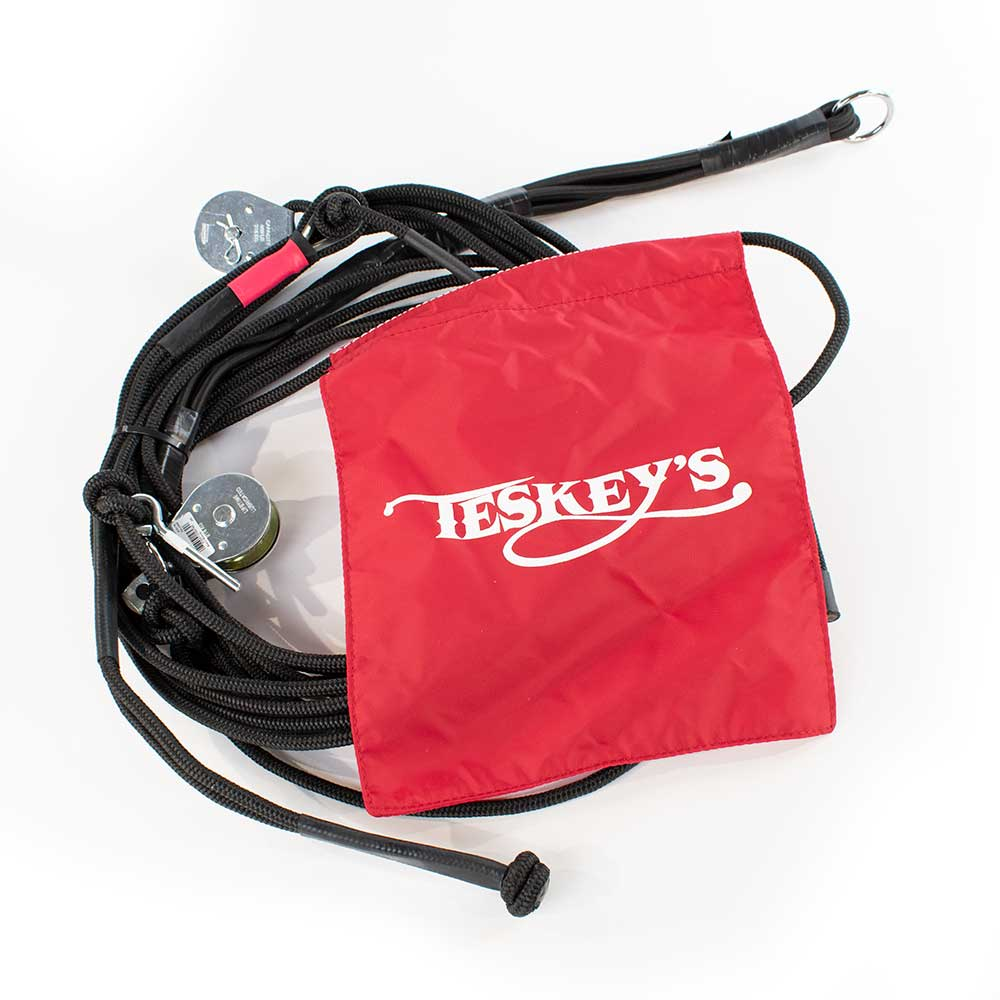 Teskey's Team Roping Barrier Tack - Ropes & Roping - Roping Accesories Teskey's Teskeys