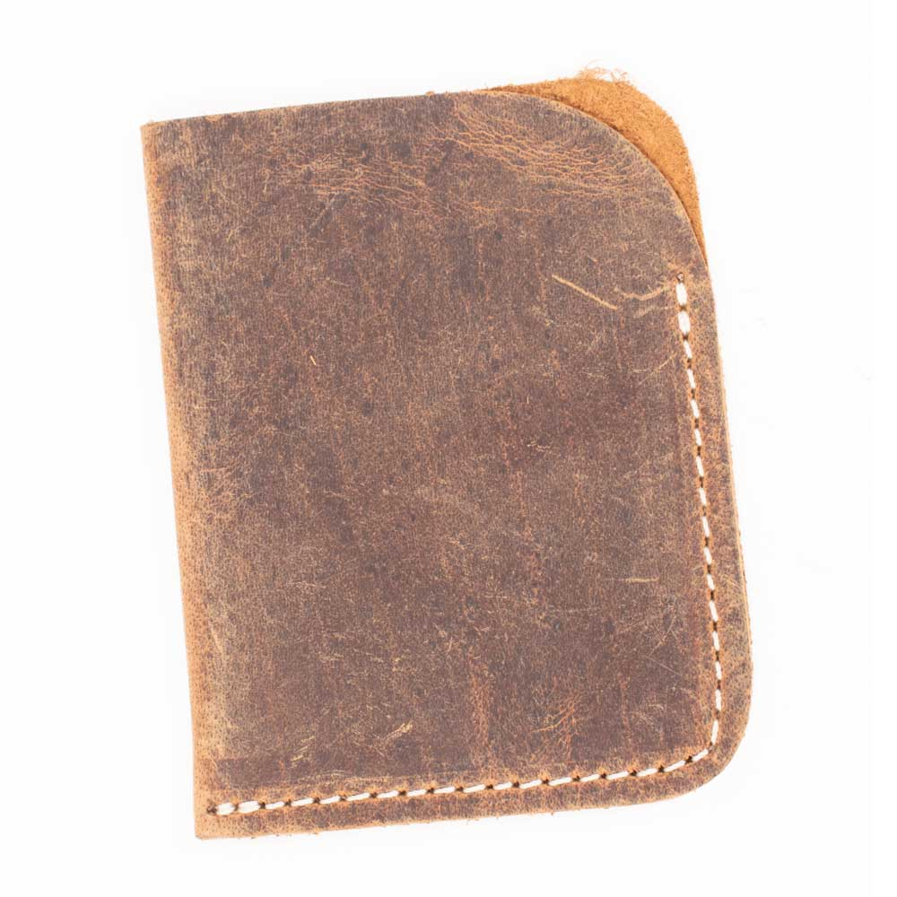 Belgrade Leather Card Holder MEN - Accessories - Wallets & Money Clips Beddo Mountain Leather Goods Teskeys