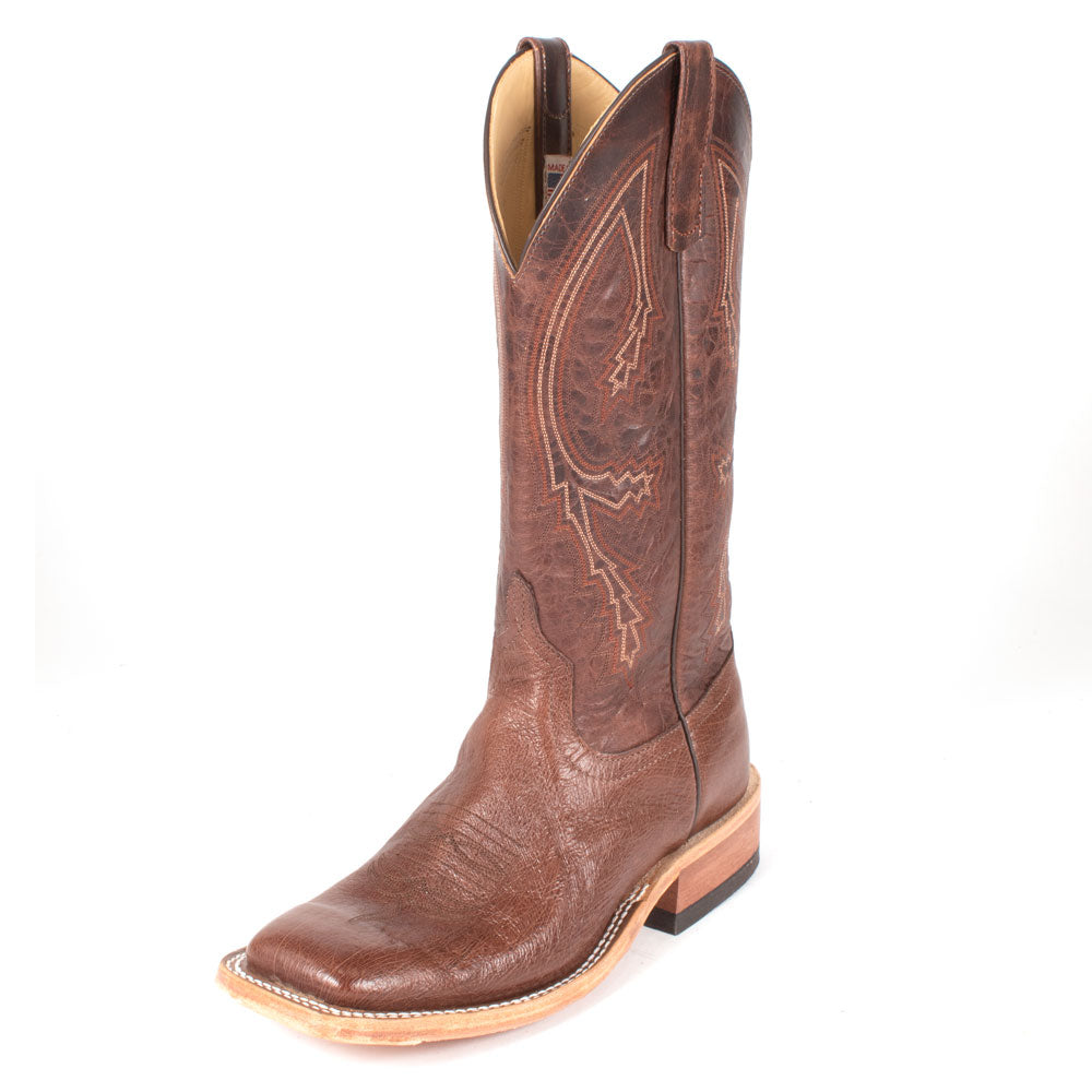 Anderson Bean Cigar Mad Dog Smooth Ostrich Boot