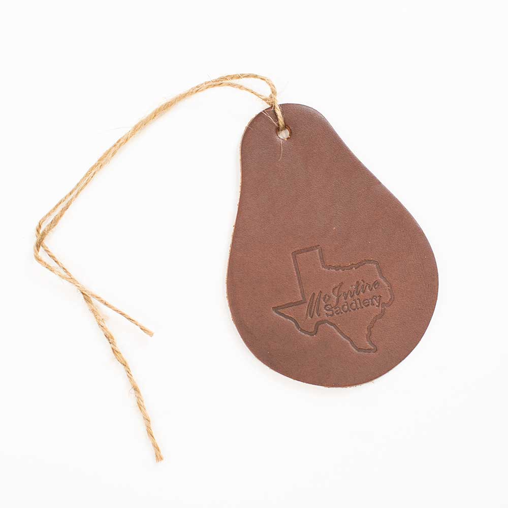 McIntire Saddlery Leather Car Scent HOME & GIFTS - Air Fresheners MCINTIRE SADDLERY Teskeys