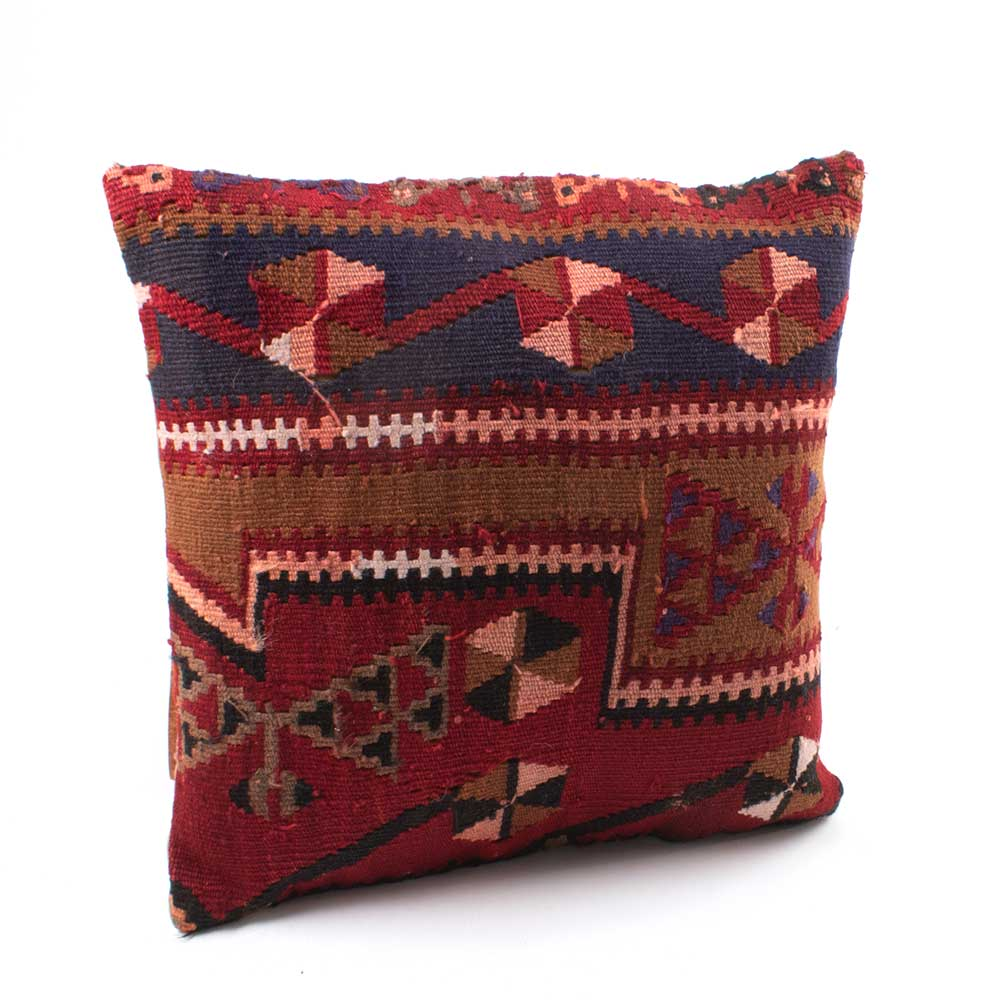 Kilim Pillow - Multiple Prints Home & Gifts - Home Decor - Decorative Pillows Eclectic Collective Teskeys