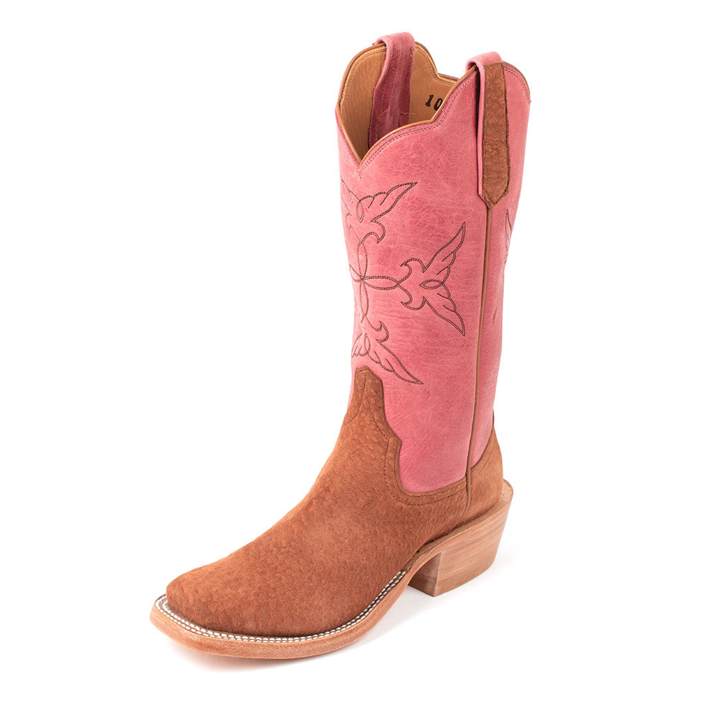 Rios of Mercedes Wyoming Carpincho Boot WOMEN - Footwear - Boots - Western Boots RIOS OF MERCEDES BOOT CO. Teskeys