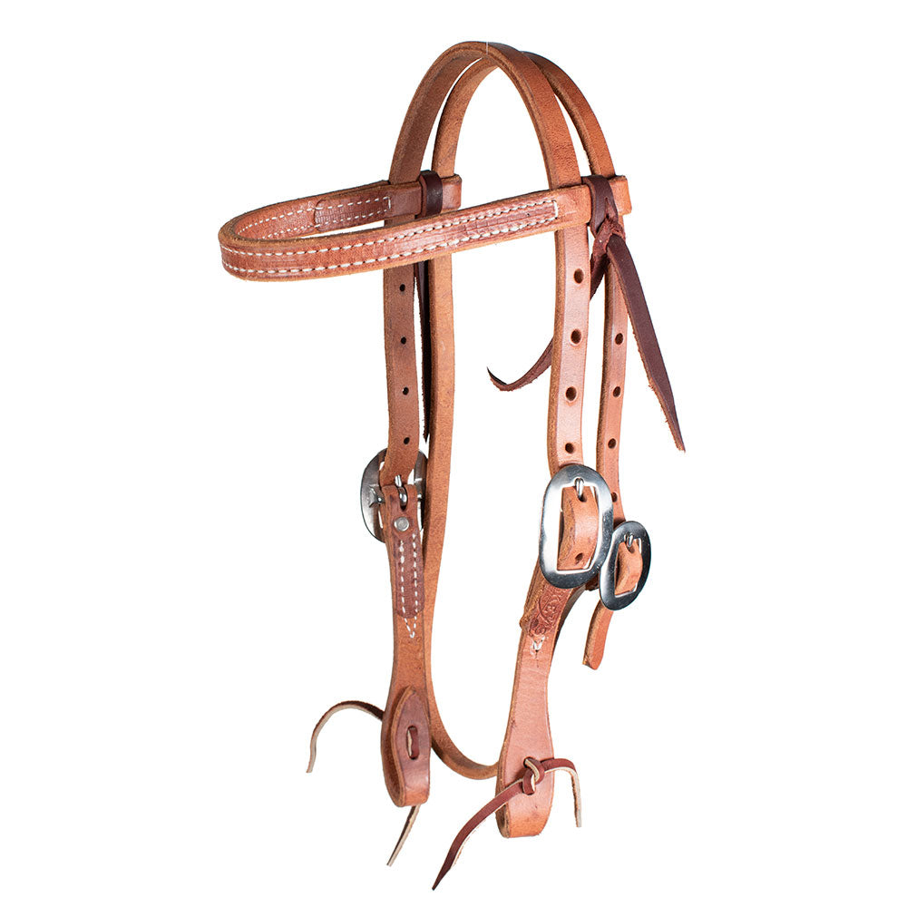 Teskey's Pony Browband Headstall Tack - Pony Tack - Headstalls Teskey's Teskeys