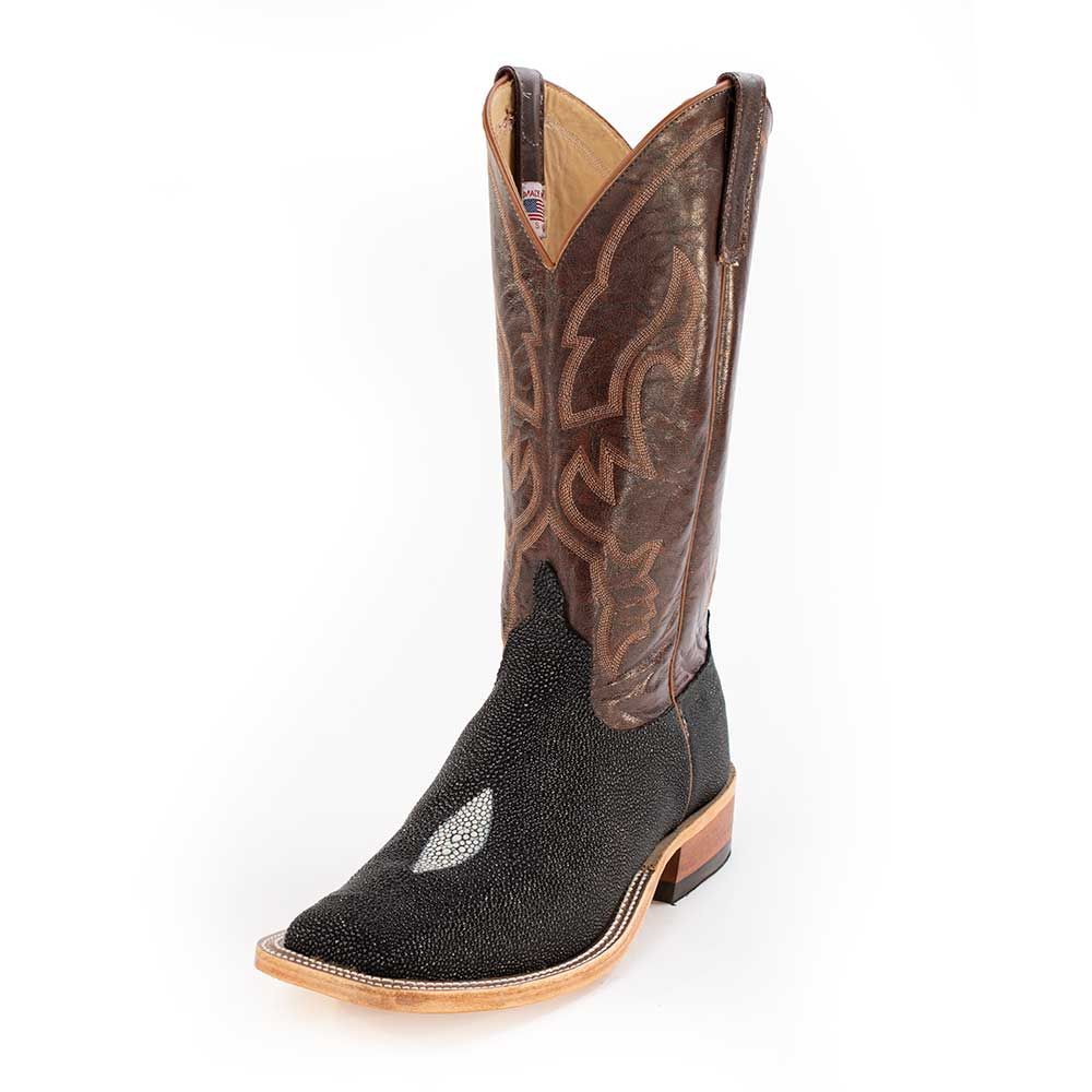 Anderson Bean Stingray Boot MEN - Footwear - Exotic Western Boots ANDERSON BEAN BOOT CO. Teskeys