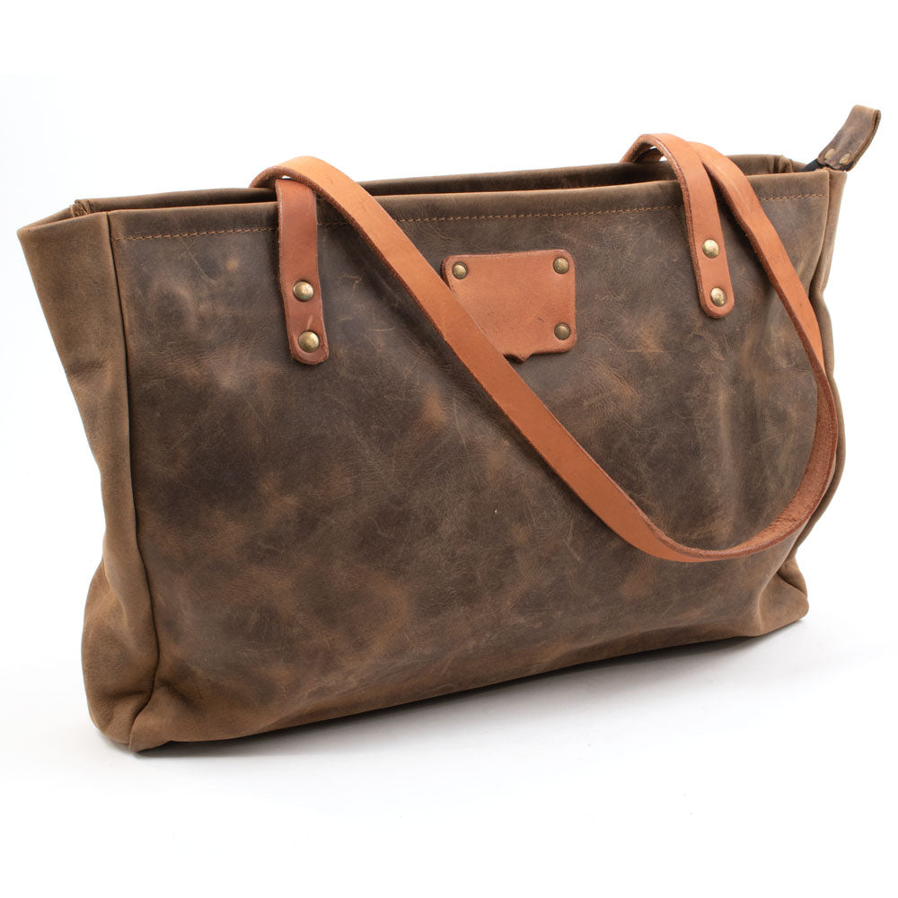 Beddo Mountain Yellowstone Tote WOMEN - Accessories - Handbags - Shoulder Bags Beddo Mountain Leather Goods Teskeys