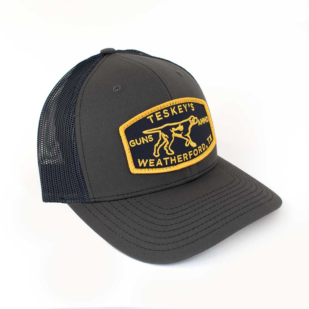 Teskey's G&A Pointer Patch Cap TESKEY'S GEAR - Baseball Caps RICHARDSON Teskeys