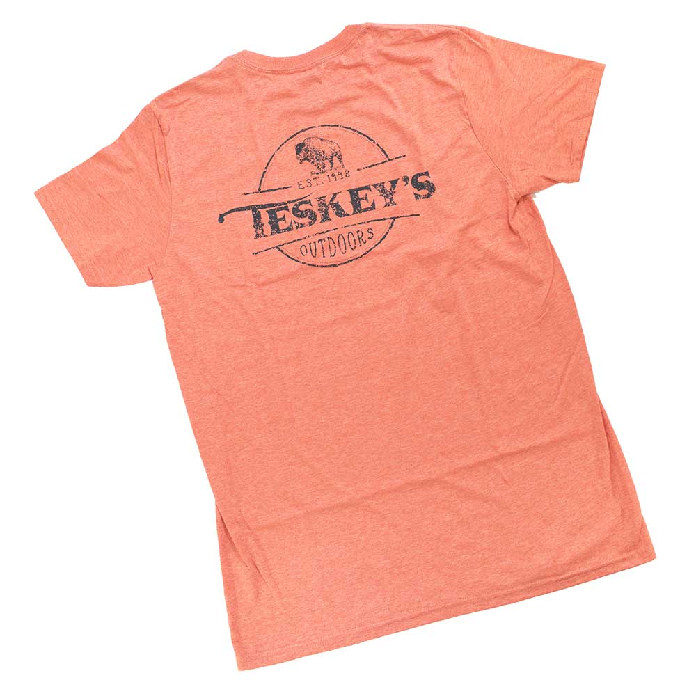 Teskey's Outdoors Buffalo Tee
