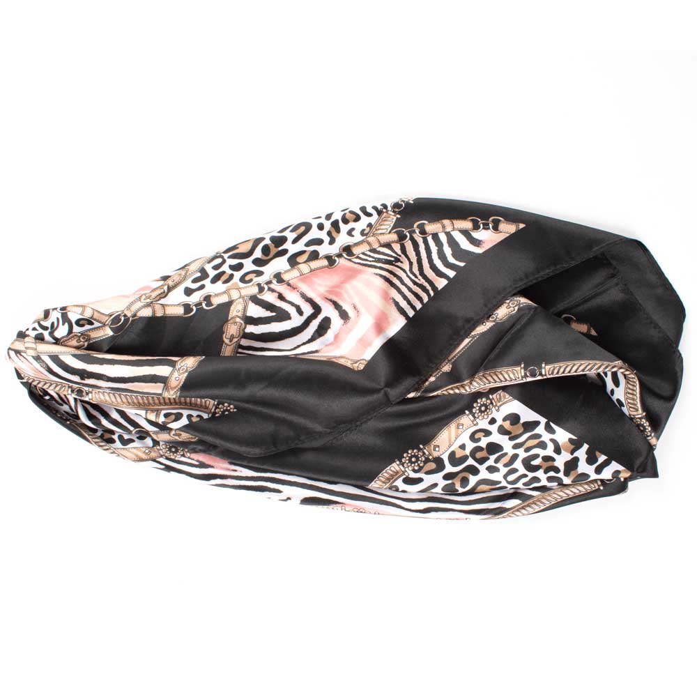 Animal Print Wild Rag ACCESSORIES - Additional Accessories - Wild Rags & Scarves A Rare Bird Teskeys