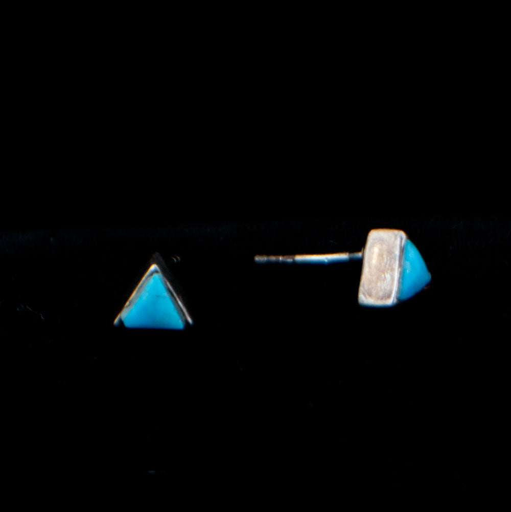 Turquoise Stud Earrings-Multiple Styles WOMEN - Accessories - Jewelry - Earrings PEYOTE BIRD DESIGNS Teskeys