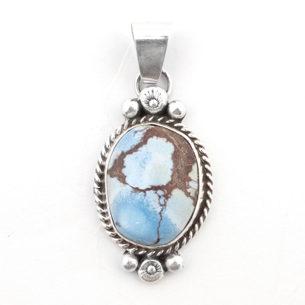 Golden Hills Turquoise Pendant WOMEN - Accessories - Jewelry - Pins & Pendants SUNWEST SILVER Teskeys