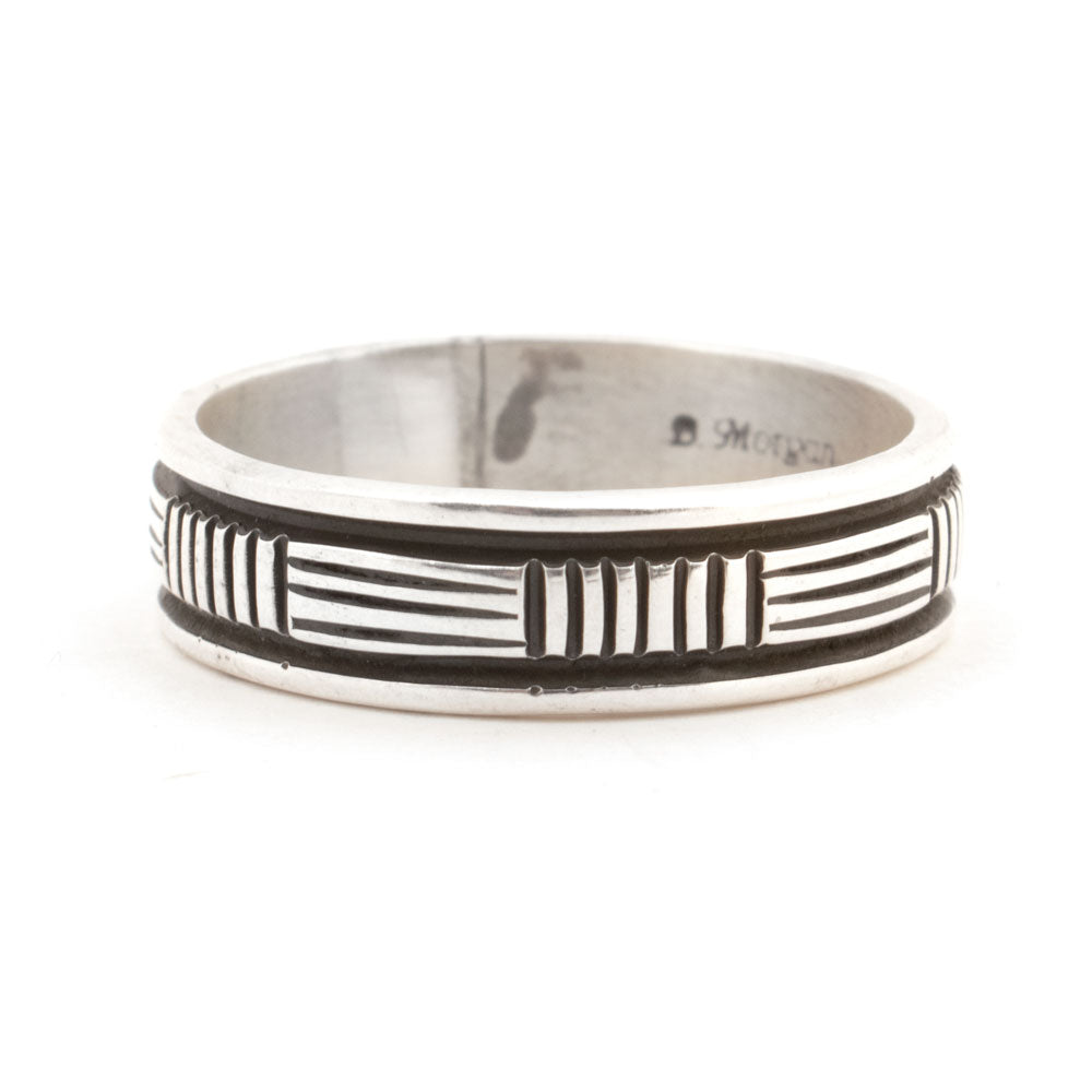 Sterling Silver Engraved Band WOMEN - Accessories - Jewelry - Rings SUNWEST SILVER Teskeys