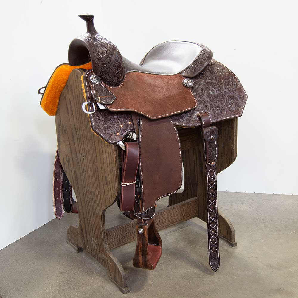 "16"" MARTIN SADDLERY PERFORMANCE SADDLE"