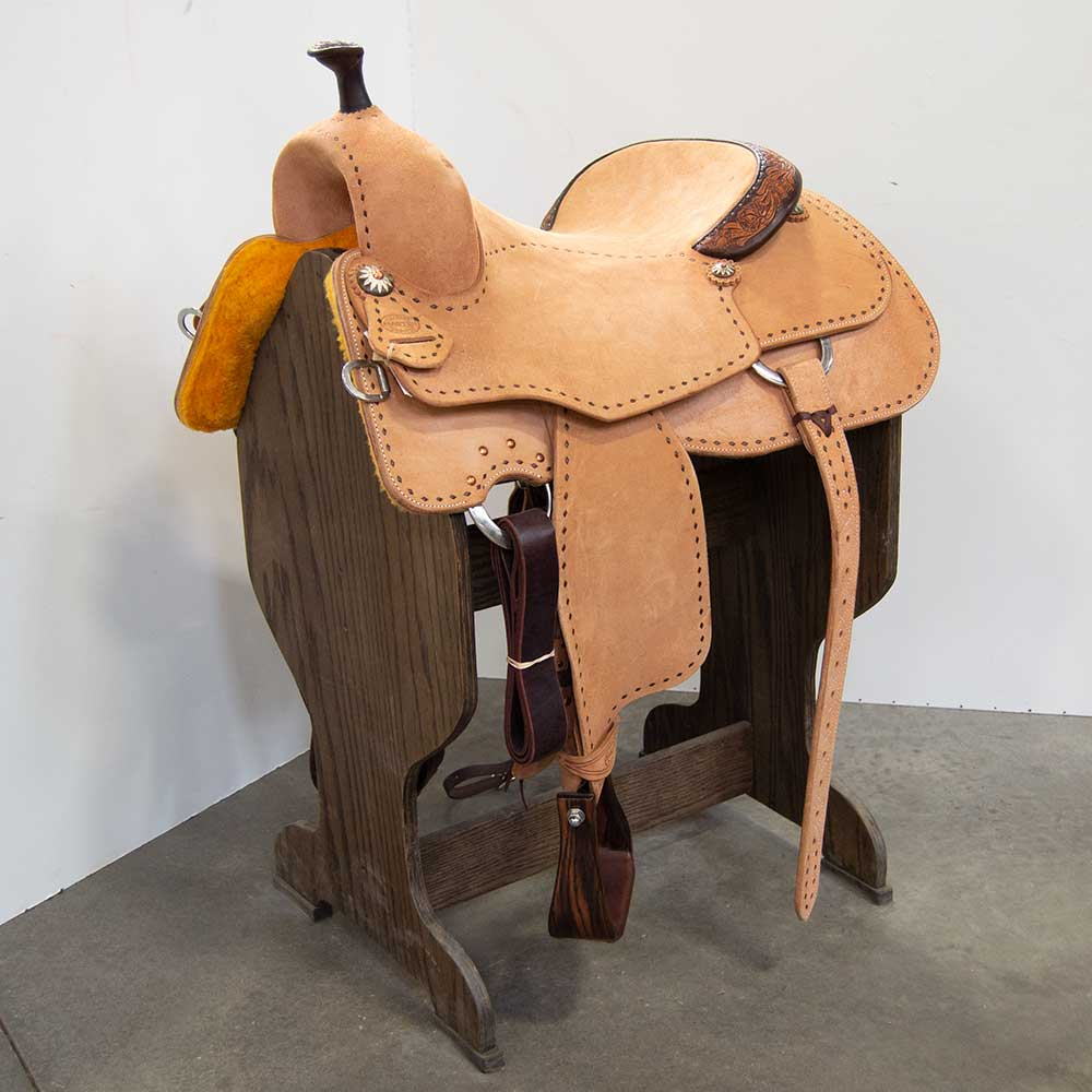 "16.5"" MARTIN SADDLERY PERFORMANCE SADDLE"