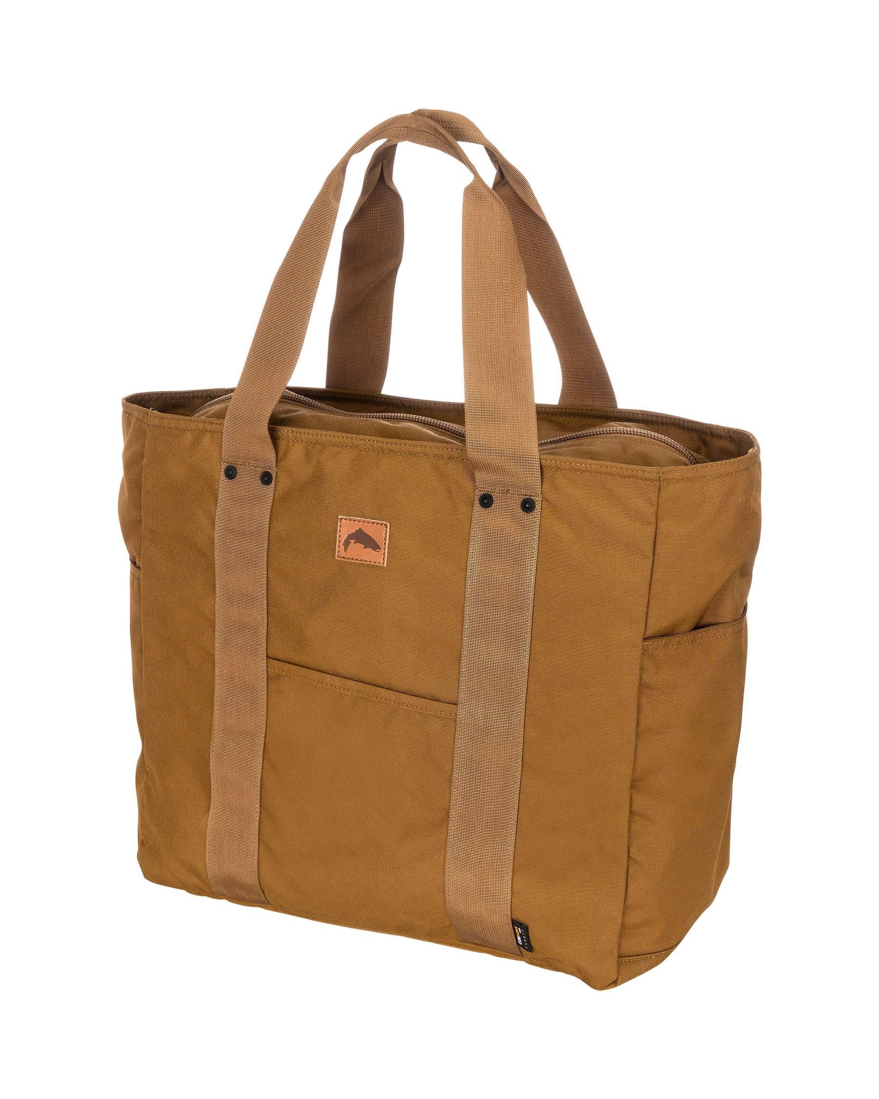 Simms Dockwear Tote- Dark Bronze MEN - Accessories SIMMS FISHING Teskeys