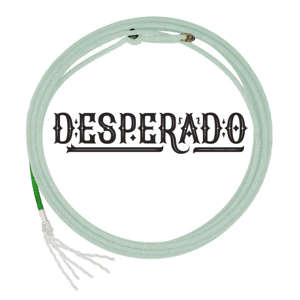 Top Hand Rope Desperado Tack - Ropes & Roping Top Hand Teskeys