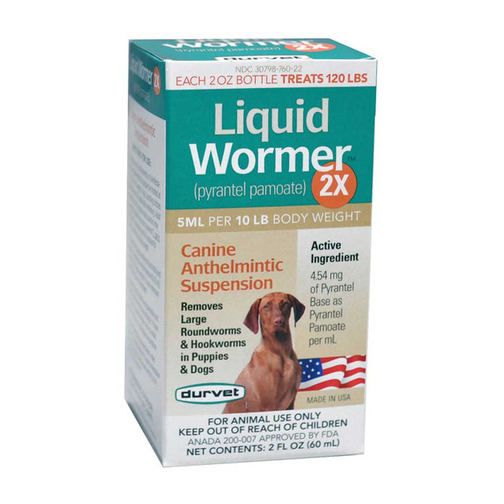 Durvet Liquid Wormer Farm & Ranch - Animal Care - Pets - Supplements Durvet Teskeys