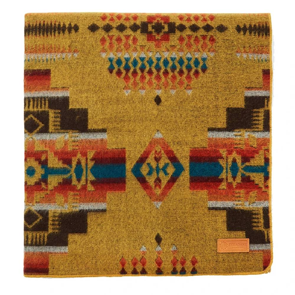 Ecuadane Andes Autumn Southwestern Blanket HOME & GIFTS - Home Decor - Blankets + Throws Ecuadane Teskeys