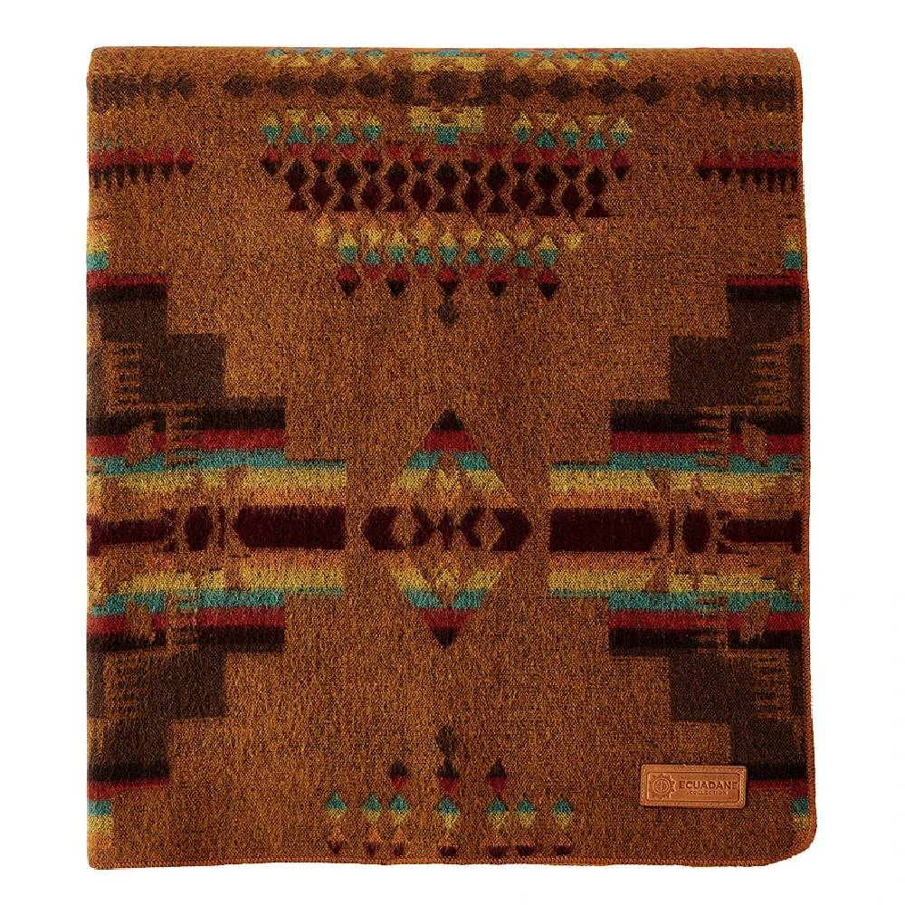 Ecuadane Andes Mountain Southwestern Blanket HOME & GIFTS - Home Decor - Blankets + Throws Ecuadane Teskeys