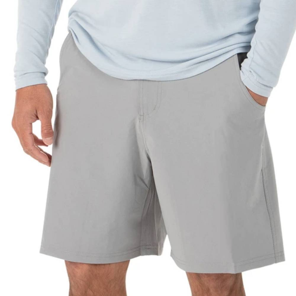 "Mens Free Fly 9.5"" Hybrid Shorts MEN - Clothing - Shorts FREE FLY APPAREL Teskeys"