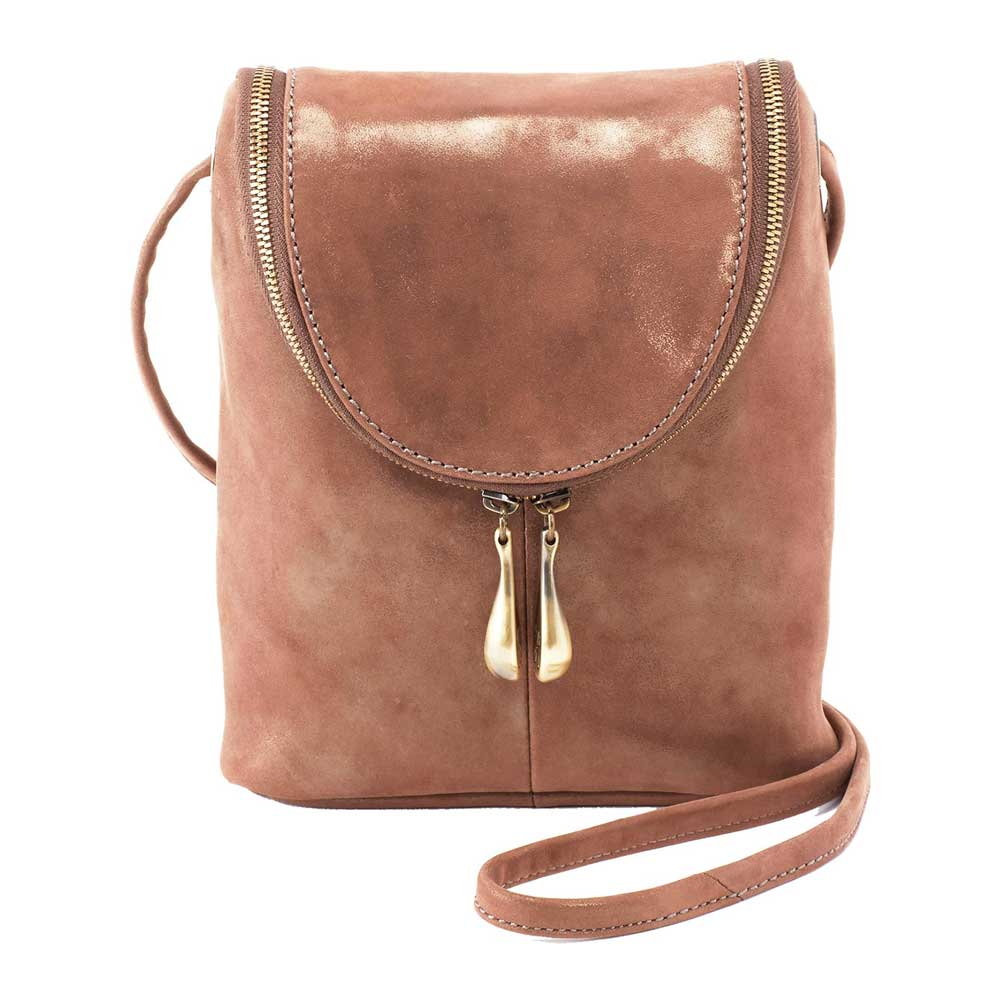 HOBO Fern Crossbody - Brass WOMEN - Accessories - Handbags - Crossbody bags HOBO BAGS Teskeys