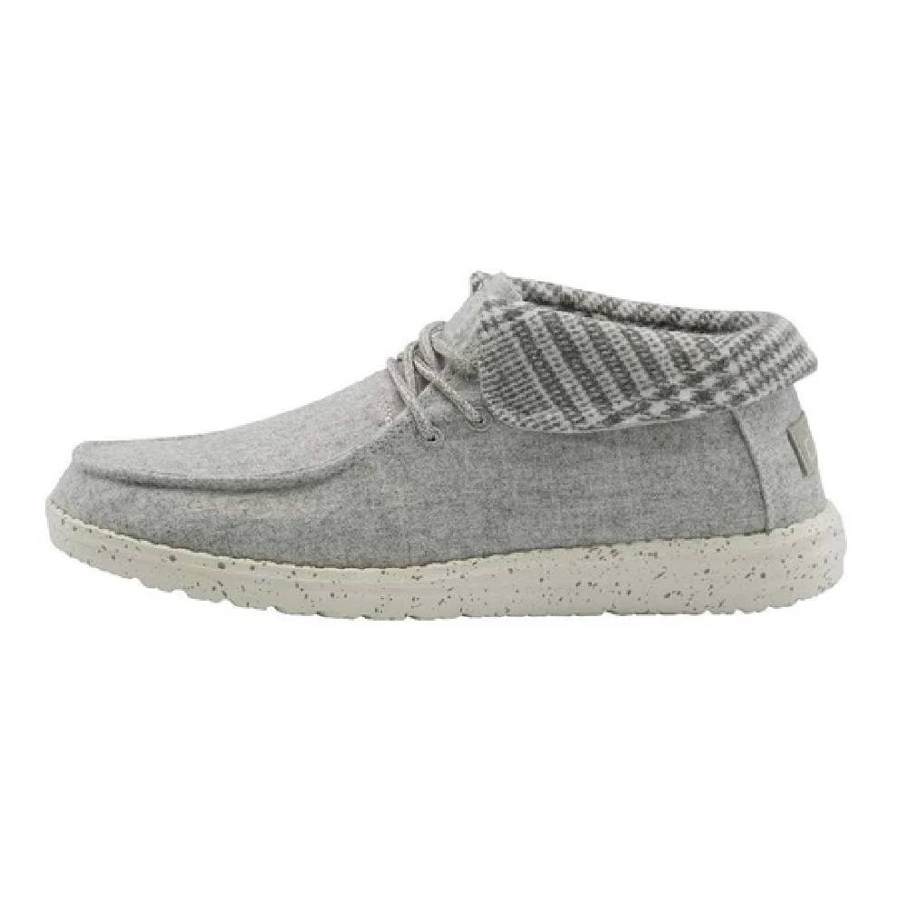 Hey Dude Women's Britt - Grey Houndstooth WOMEN - Footwear - Casuals HEY DUDE Teskeys